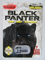 Black Panther Platinum 99K Male Enhancement 24ct Display