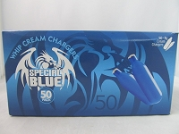 Special Blue Whip Cream Charger 600ct Master Case