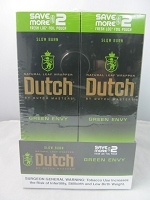 Dutch Master Deluxe Save More With 2- 2/30ct Pouch (Green Envy)