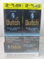 Dutch Master Slow Burn 2/$1.49 ~ 2/30ct Pouch (Blue Dream Fusion)