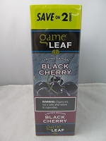 Garcia Y Vega Game Leaf Save On 2 ~ 30ct Pouch (Black Cherry)