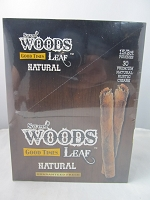 Sweet Woods by Good Times 2/$1.29 ~ 15ct Pouch (Natural)