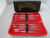Backwoods Metal Dabber 10pc Display Set