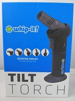 Whip It Tilt Torch Lighter (Black)