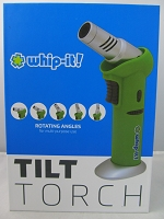 Whip It Tilt Torch Lighter (Green)