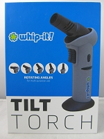 Whip It Tilt Torch Lighter (Grey)