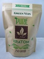 Matrix Botanicals Premium Pure Green Vein Kratom Series 250 Grams