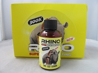 Rhino 300K 2oz Male Enhancement Shot 12ct Display
