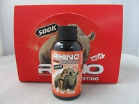 Rhino 500K 2oz Male Enhancement Shot 12ct Display