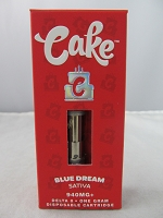 Cake - Delta 8 Vape Cartridge 940mg - Blue Dream