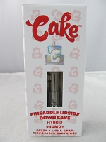 Cake - Delta 8 Vape Cartridge 940mg - Pineapple Upside Down Cake