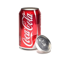 Soda Can Different Styles