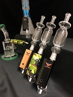 Star Wing 14mm E-Nectar Collector Complete Kit w/ Glass Nectar Attachment