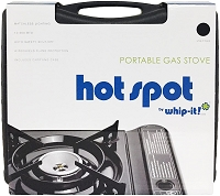Whip It Hot Spot Large Portable Gas Stove