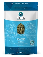 ETHA Natural Botanicals MidDay Gold Compressed Tablet 75g 250ct Pouch