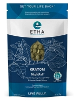 ETHA Natural Botanicals NightFall Compressed Tablet 75g 250ct Pouch