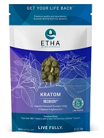 ETHA Natural Botanicals Recovery Compressed Tablet 75g 250ct Pouch