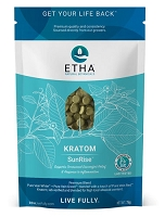 ETHA Natural Botanicals SunRise Compressed Tablet 75g 250ct Pouch