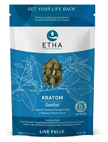 ETHA Natural Botanicals SunSet Compressed Tablet 75g 250ct Pouch