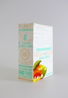 High Hemp Organic CBD Blunt Wraps 25ct (Maui Mango)