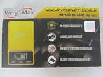 Weigh Max W-NJ 100g 0.01g Ninja Yellow