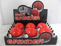 Pokeman Grinder 6ct Display