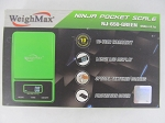 Weigh Max W-NJ 650g 0.1g Ninja Green