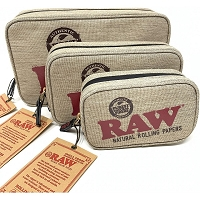 Raw Smell Proof Smoker's Pouch Full oz