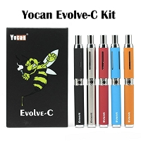 Yocan Evolve-C For Wax & Oil 650mah Battery Kit