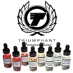 Triumphant Platinum Label Zero Nicotine 15ml