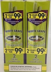 White Owl Cigarillos 2/99¢ ~ 30ct Pouch