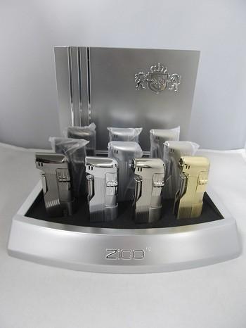 Zico ZD-43 Multi Tool Single Flame Lighter 10ct Display -ZD-