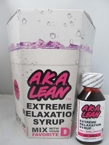 A.K.A. Lean Extreme Relaxation Syrup 12ct Box