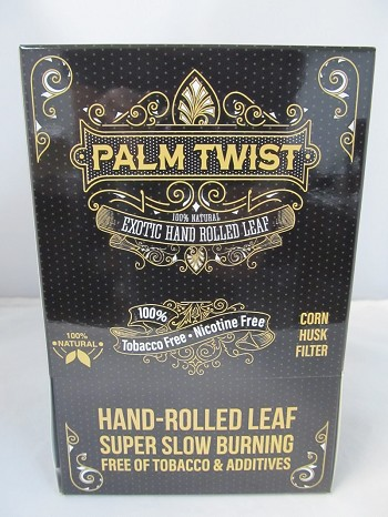 Palm Twist Exotic Hand Rolled Leaf 50ct