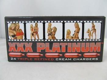 XXX Platinum Whip it 24ct