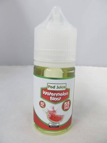 POD Juice 55mg Salt Nic 30ml (Watermelon Blast)