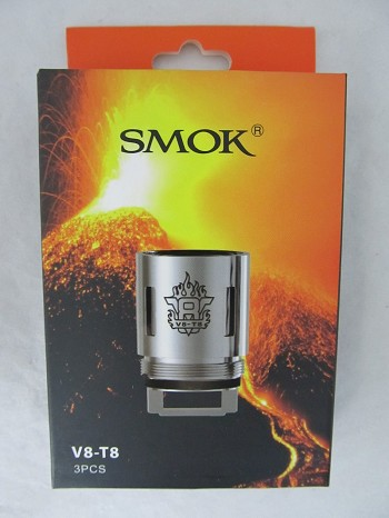 SmokTech TFV8 T8 Coil 3ct