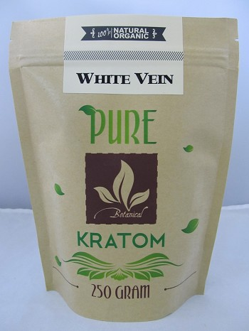 Matrix Botanicals Premium Pure White Vein Kratom Series 250 Grams