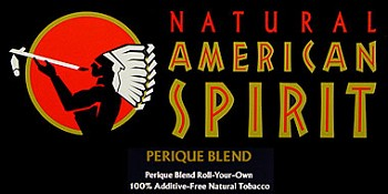Natural American Spirit Perique Blend Tobacco  6 / 1.41oz Pouches