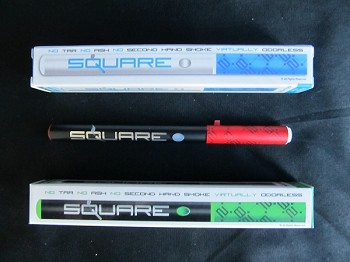 Square Disposable E-Cigarette
