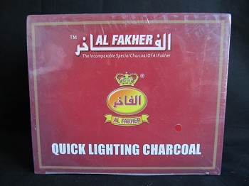 "Al Fakher 33mm Charcoal 10 Rolls ""Out of Stock"""