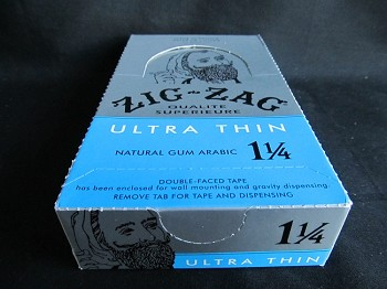 Zig Zag Ultra Thin 1-1/4 Papers 24 booklets