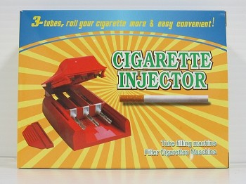Cigarette Injector 3 Tube