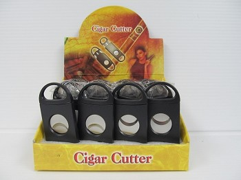 Cigar Cutter Double Blade