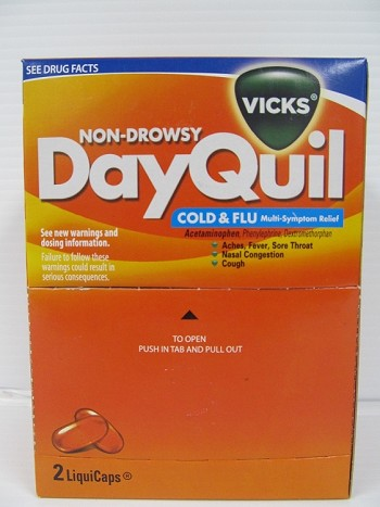 DayQuil 20count 2pack