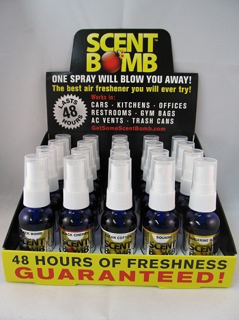 Scent Bomb 20 Count Display