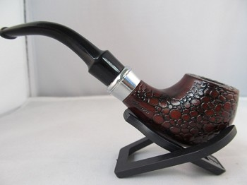 Wood Pipe Style L with Stand