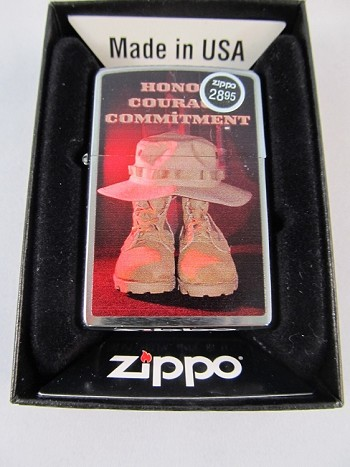 Zippo Army Boots#960