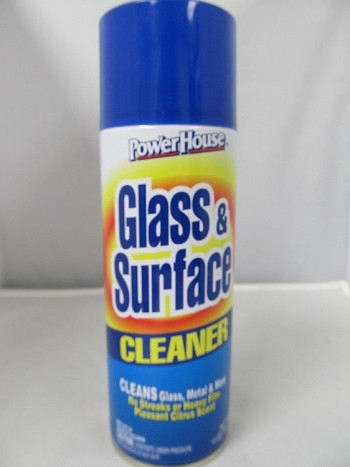 Glass & Surface Cleaner Stash