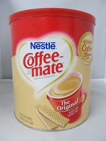 Coffee Mate 56oz Safe Can
